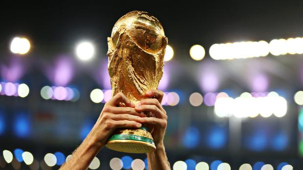 The World Cup finals will be held in Canada, the United States and Mexico in 2026 (Mike Egerton/PA)