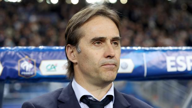 Former Spain head coach Julen Lopetegui is to be unveiled as Real Madrid's new manager (Adam Davy/EMPICS)