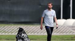 England manager Gareth Southgate has some decisions to make ahead of Monday (Owen Humphreys/PA)