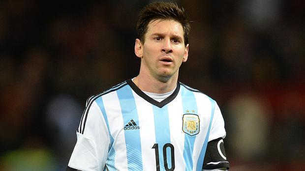 cb6f033aa Lionel Messi turns 31 during this summer s World Cup in Russia (Martin  Rickett PA