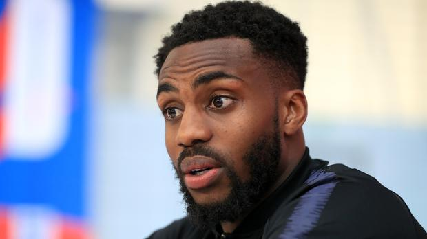England's Danny Rose has been touched by reaction his battle with depression (Mike Egerton/PA)