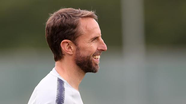 England manager Gareth Southgate has been pleased with his side's World Cup preparations (Owen Humphreys/PA)