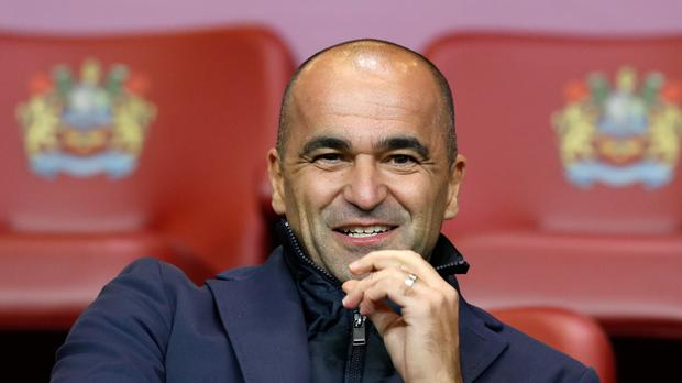 Roberto Martinez has been in charge of Belgium since 2016 (Martin Rickett/PA)