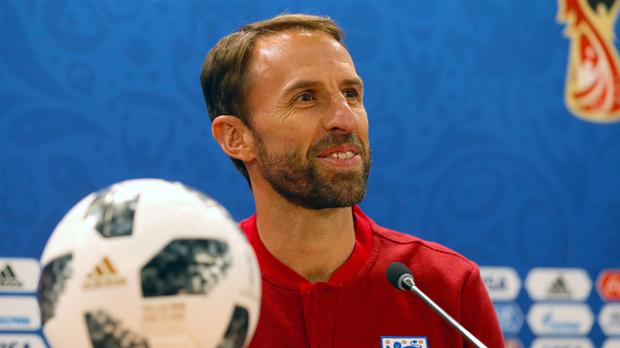 Gareth Southgate is keen to see England atone for past disappointments (Aaron Chown/PA)
