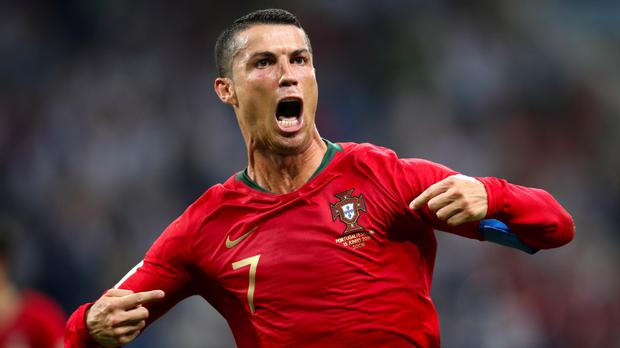 Could Cristiano Ronaldo be Wednesday's protagonist for Portugal once again? (Adam Davy/EMPICS)