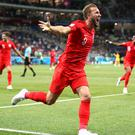 Harry Kane wants to be the best player in the world (Adam Davy/PA)