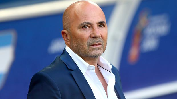 Jorge Sampaoli is set to change his system (Tim Goode/Empics)