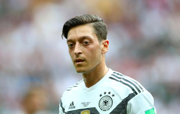 Mesut Ozil Has Retired From International Football
