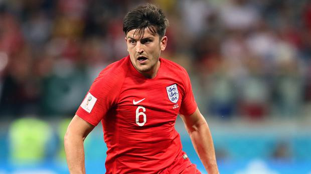 Harry Maguire wants England to stay cool against Panama (Adam Davy/PA)