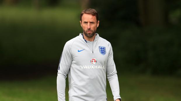 Gareth Southgate's men could qualify for the last 16 on Sunday (Mike Egerton/PA)