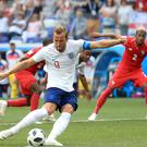 Harry Kane second two penalties for England against Panama (Adam Davy/PA)