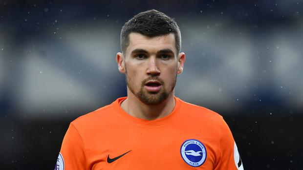 Brighton goalkeeper Mathew Ryan is out in Russia with Australia (Anthony Devlin/PA)