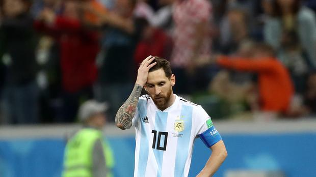 Argentina need Lionel Messi to fire (Tim Goode/Empics)