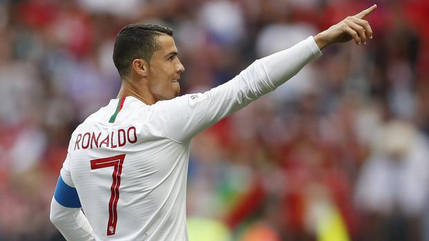 77c0f5374 Portugal s Cristiano Ronaldo will be looking to add to his four World Cup  goals in the