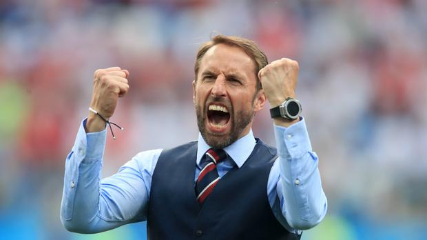 Gareth Southgate wants his players to be fearless (Adam Davy/PA)