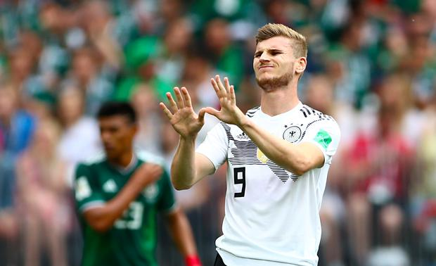 Timo Werner Linked To Liverpool By RB Leipzig Chief Executive Oliver Mintzlaff