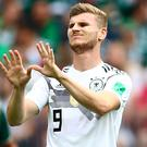 Germany's Timo Werner