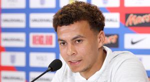 Fit-again Dele Alli is only focused on the Colombia match (Owen Humphreys/PA)