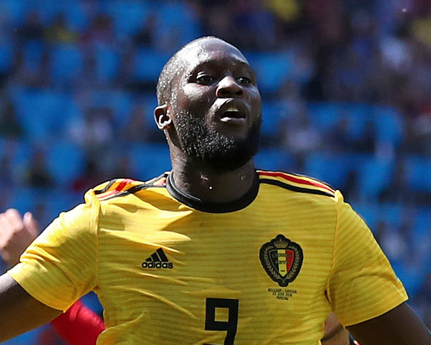 Romelu Lukaku. Photo: Tim Goode/Empics