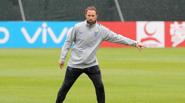 Gareth Southgate believes England can get even better (Owen Humphreys/PA)