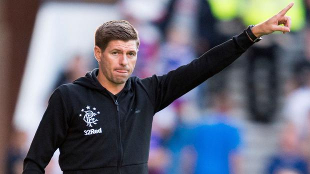 Former England captain Steven Gerrard has just started his first job in management (Ian Rutherford/PA)
