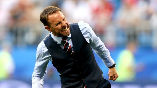 Gareth Southgate has guided England to the World Cup semi-finals (Tim Goode/PA)