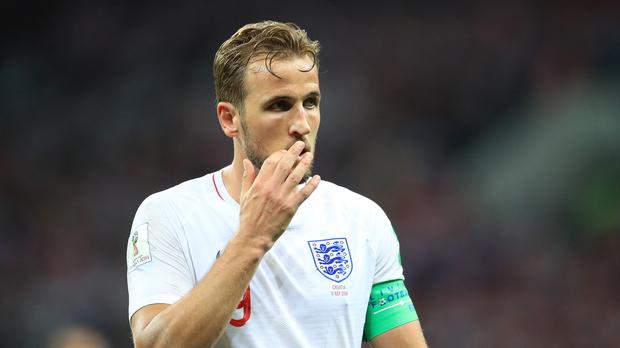 Harry Kane was unable to prevent England from crashing out of the World Cup (Adam Davy/PA)