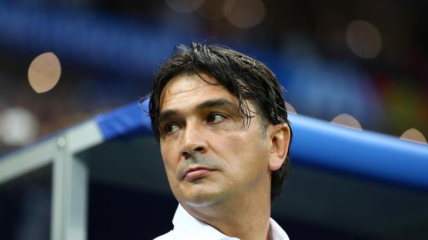 Zlatko Dalic felt his side deserved their victory (Tim Goode/PA)