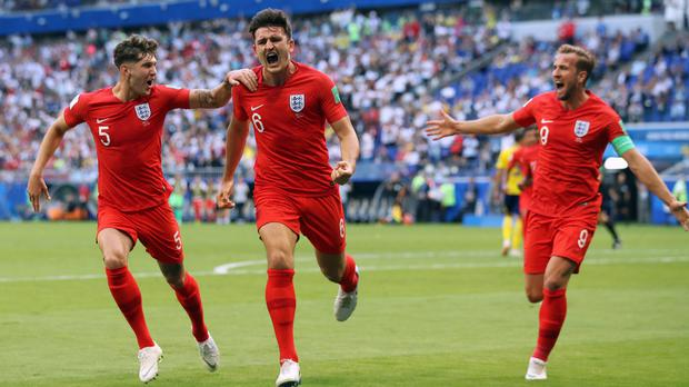 England's matches at the 2018 World Cup - Independent ie