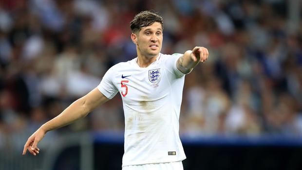 John Stones impressed for England in Russia (Adam Davy/PA)