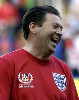 Chris Waddle is struggling to get excited about the fixture (Rebecca Maden/PA)