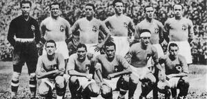 Italy (pictured) won the 1934 World Cup – the first tournament in which bronze medals were awarded (PA)