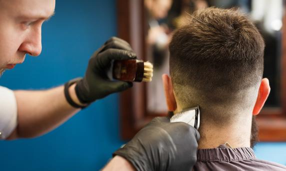 Fans can get a free haircut in Croke Park ahead of the All-Ireland finals