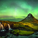 The Land of Fire and Ice boasts a unique landscape