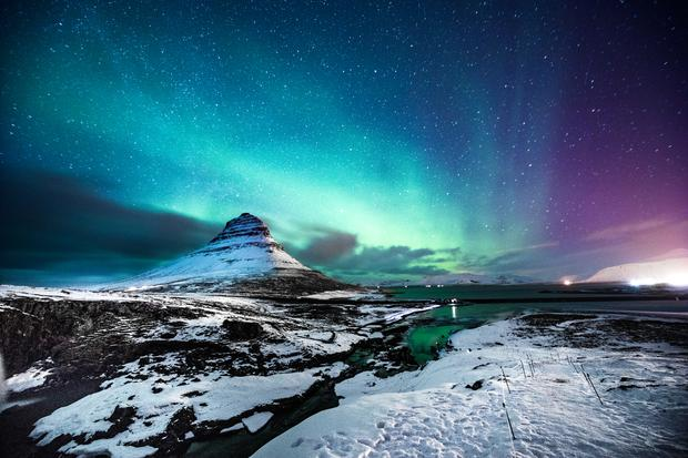 The Northern Lights could be visible in the United Kingdom this weekend