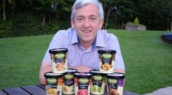 Jim Healy of Tipperary Ice Cream