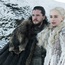 Game of Thrones stars Emilia Clarke and Kit Harrington