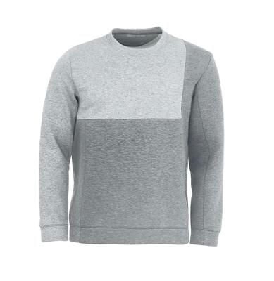 no.3 The Sweatshirt. Valentino jumper. Not just for the gym, the sweatshirt is the perfect piece for off-duty days but it's not about looking sloppy. Go for a structured sweat that will keep you looking slick. Maybe avoid Kanye's fringed boots though.