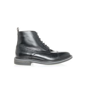 No. 2 - the black boot. Kurt Geiger. €150, Arnotts. Understated and just plain cool, go for a pair of narrow, black leather boots and you'll have your year-round shoe staple. We promise.