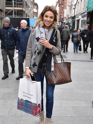 Glamour off-duty casual: Pippa O'Connor