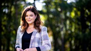 Breakfast show host Doireann Garrihy faced loss and found love in lockdown. Photo: Gerry Mooney