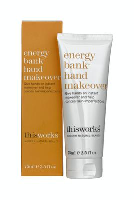 Energy Bank hand makeover