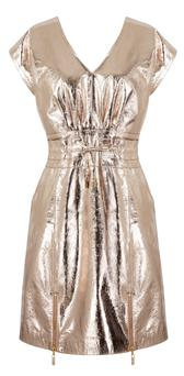 Dress, €349, Biba Gold available at houseoffraser.co.uk with free home delivery or in-store collection.