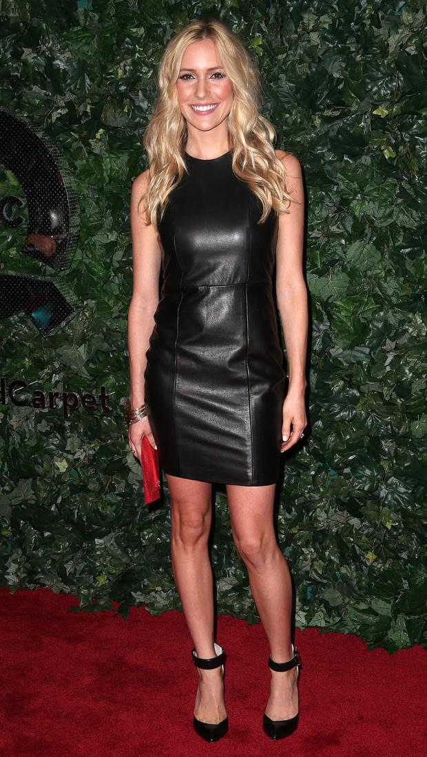 Former star of The Hills, Kristin Cavallari