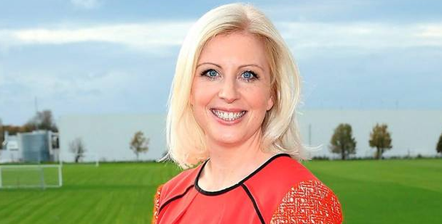 Operation Transformation's dietitian Aoife Hearne. Photo: Brian McEvoy