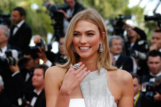 Karlie Kloss is the supermodel who is also building a business empire. (Photo: VALERY HACHE/AFP/Getty Images)