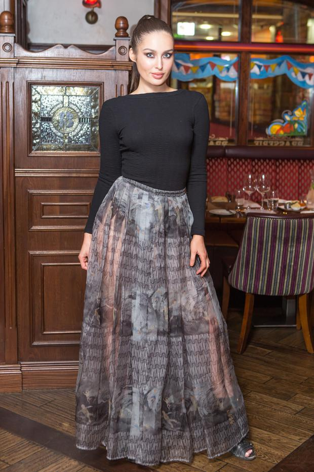 Roz Purcell at the Natural Born Feeder Dinner at Brasserie on the Corner, Galway. Photo Martina Regan