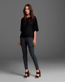Houlihan cargo pants,€290, J Brand, available now from all Brown Thomas stores; BT2 Dundrum; BT2 Blanchardstown; and brownthomas.com