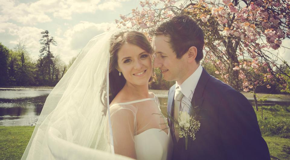 Colette and Gerard celebrated their wedding in their native Birr. Photography by Tanya at Bronté Photography, visit brontephotography.blogspot.ie