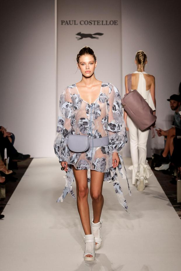 Paul Costello designs at London Fashion Week